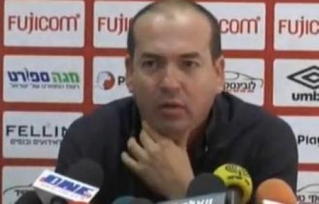 """אייל ברקוביץ' מספר: """"אני הכדורגלן שנחקר במשטרה"""""""