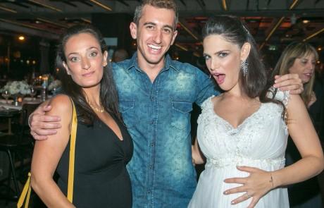 שיהיה במזל: שירה וילנסקי התחתנה