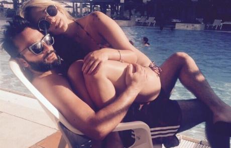 דנית ואליאב שוב בחופשה זוגית