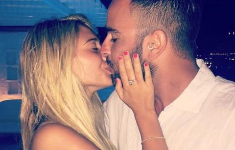 עכשיו ההזמנה:  דנית גרינברג ואליאב אוזן מתחתנים, הוזמנתם?