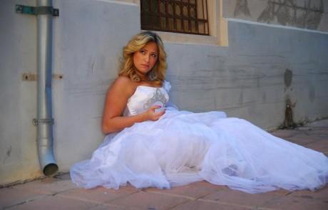 חשיפה: ליהיא גרינר בשמלת החתונה שלה!