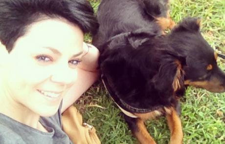 השכנה של דנה רון הגישה נגדה תלונה במשטרה