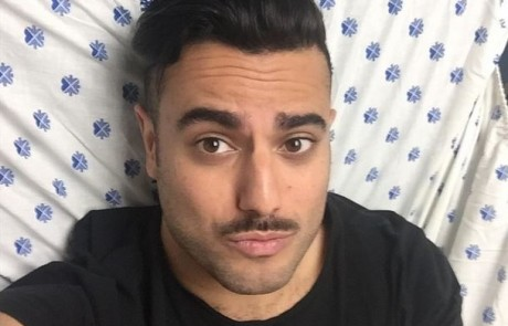 אוריאל יקותיאל הובהל לבית החולים