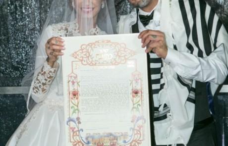 שיהיה במזל: לירון רמתי התחתן, הסלבס הגיעו לפרגן