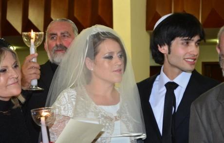 סמסו מזל טוב: ישראל בר און ואשתו נויה בהריון ראשון